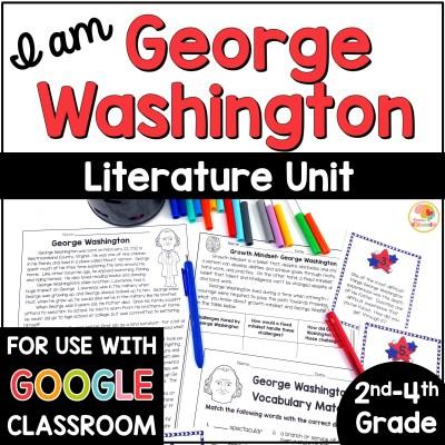 i-am-george-washington-literature-unit