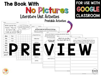 book-with-no-pictures-activities