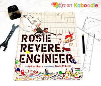 Rosie Revere, Engineer by Andrea Beaty is a great book for teaching kids about growth mindset and fixed mindset concepts. The growth mindset concepts covered include failure, making mistakes, perseverance, motivation, confidence, and the power of YET.