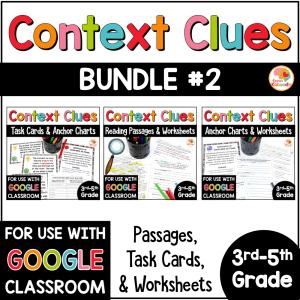 context-clues-bundle-3rd-grade