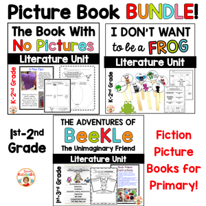 Picture Book Bundle for Lower Grades