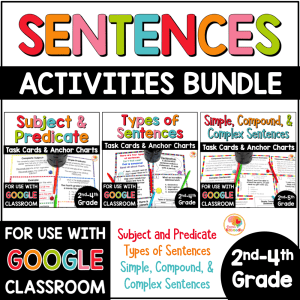 sentence-structure-activities-bundle