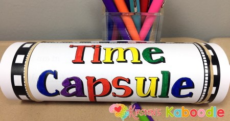 Time Capsule for the End of the Year
