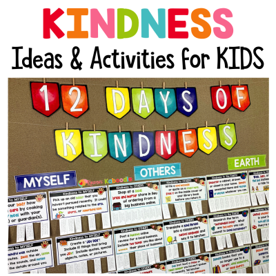 Kindness Activities and Ideas for Kids