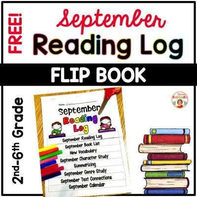 september-reading-log-flipbook