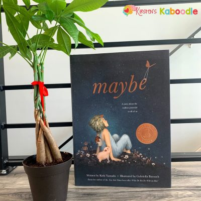 Maybe by Kobi Yamada Activities for Kids