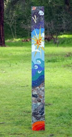 CORE SAMPLE, 2010, GOLETA, CA