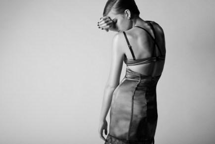 Photographer: Kirstin Knufmann (www.kirstinknufmann.com) Model: Sarah Tyer @ LA models, Makeup: Miriam Jacks, Styling: Dominik Laux @ Artistgroup Mierau, Hair: Theodore Leaf @Solo artists