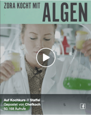 Zora kocht mit Algen – Chefkoch.de