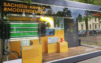 Einheitsexpo Bundesregierung, 30 Jahre Einheit: Sachsen-Anhalt
