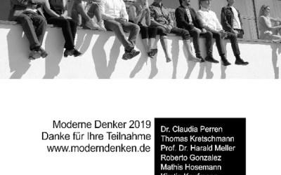 Moderne Denker 2019