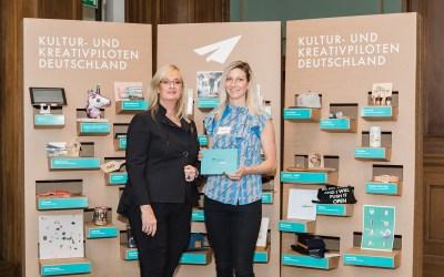 Klötzerin wird in Berlin zur Kreativpilotin gekürt