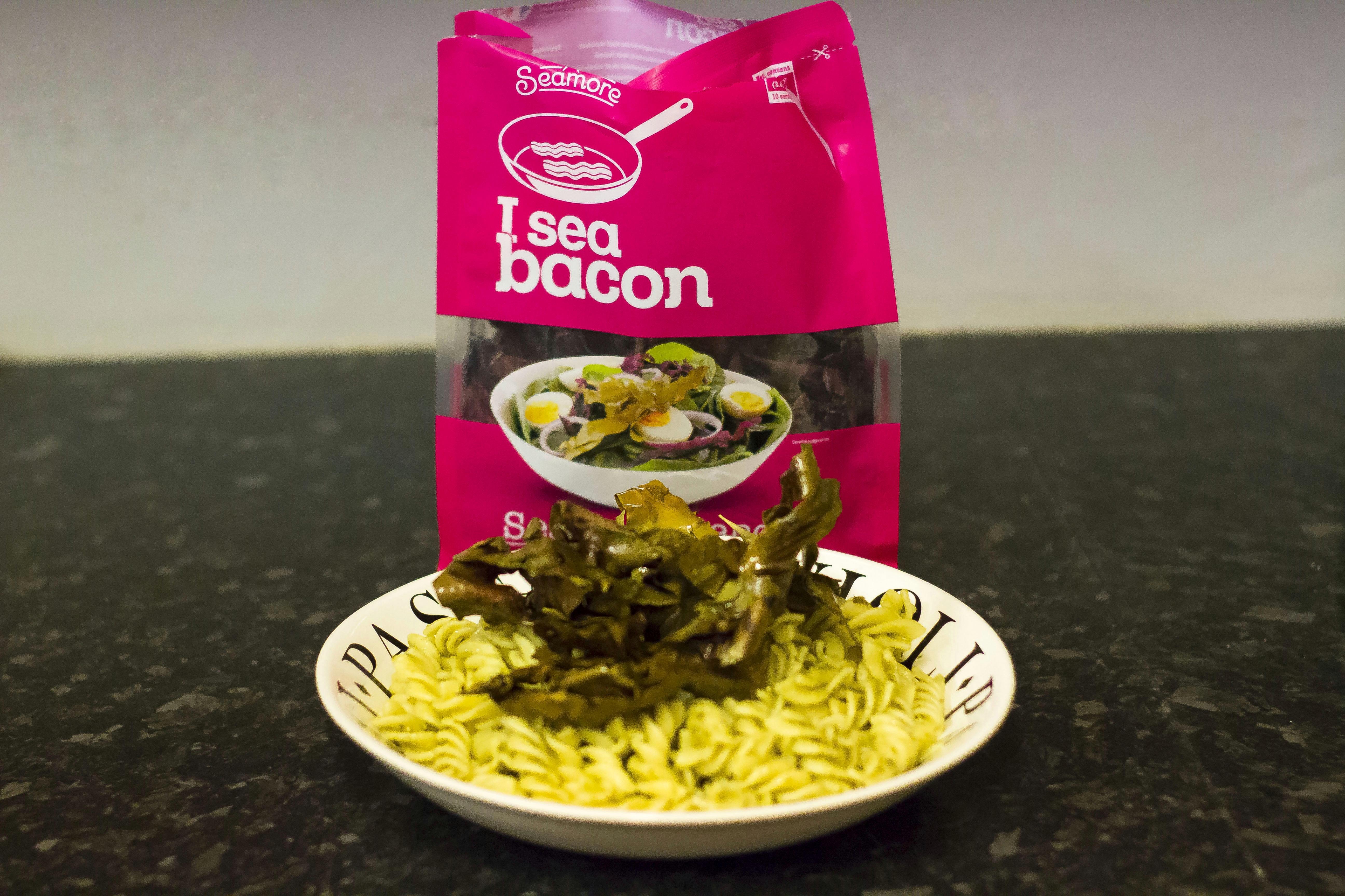 I Sea Bacon Pasta Meal