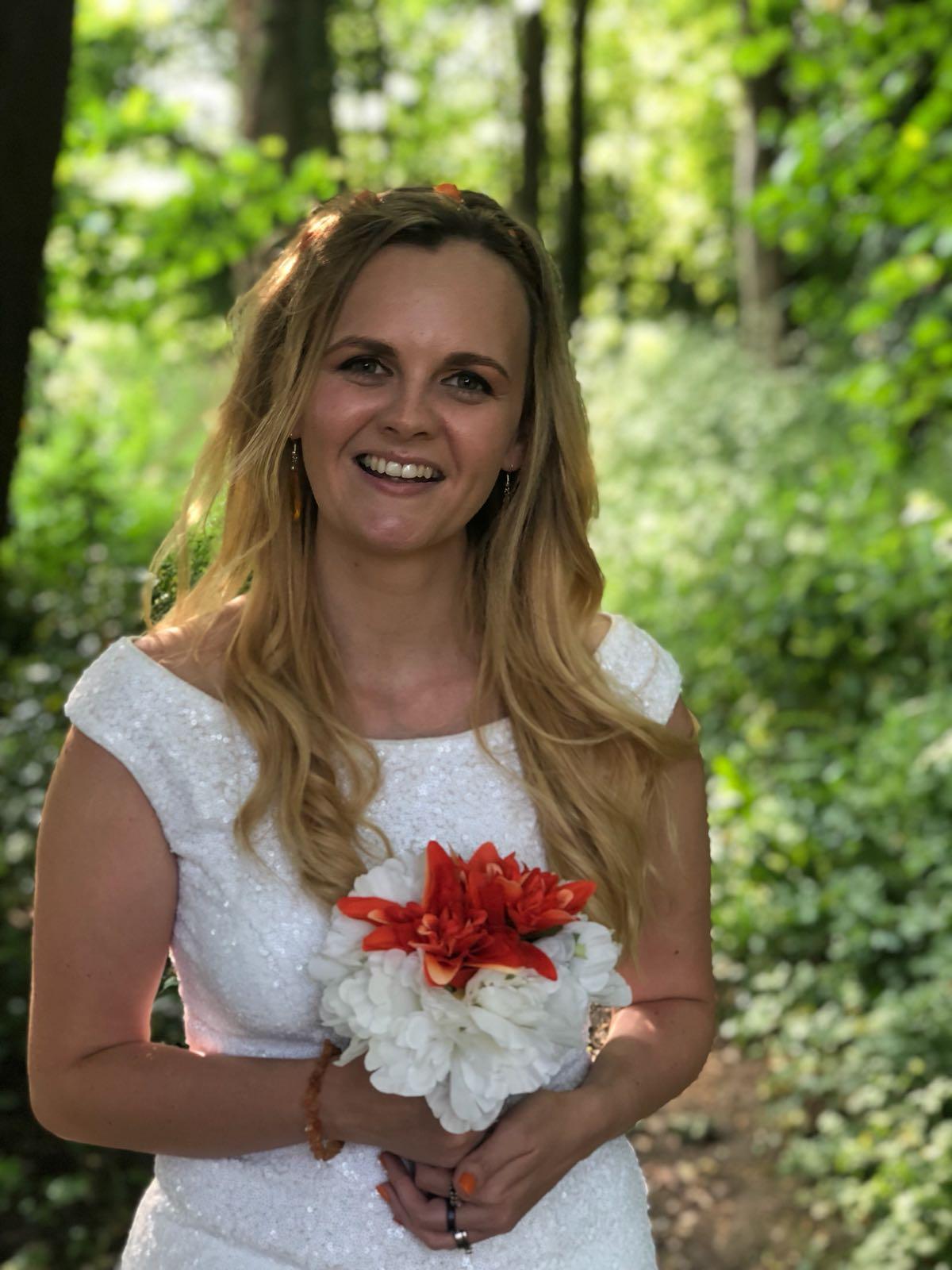 quiz bridal dress