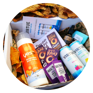 UK VEGAN WELLNESS BOX