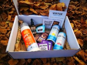 The UK VEGAN WELLNESS BOX
