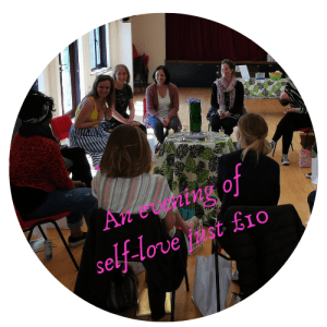 An evening of self-love