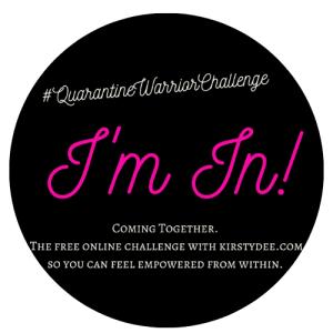 Stronger Together ♥ Quarantine Challenge