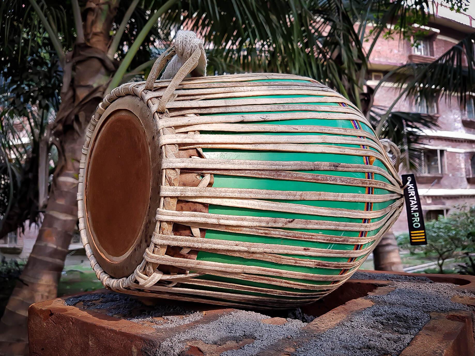 Mridanga Fiber Drum