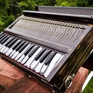 Harinam Harmonium – German Reeds