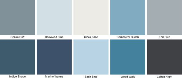 Crown Feature Wall Paint Midnight Navy   Litre