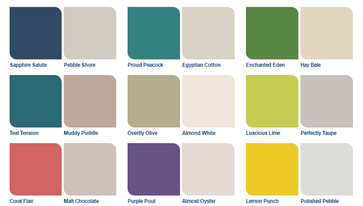 feature wall colours 1