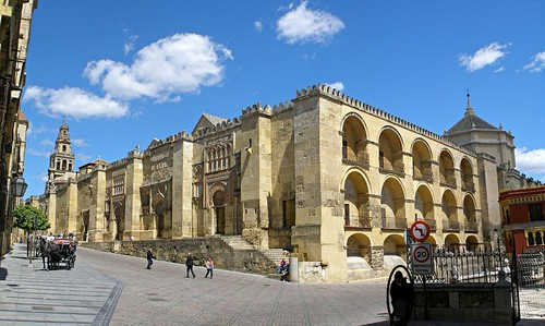 Mezquita Exterior