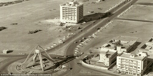 Dubai pada tahun 1960an-1970an