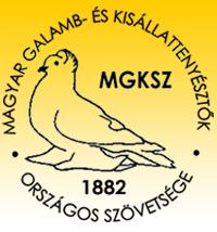 Magyar Galamb- és Kisállattenyésztők Országos Szövetsége logo