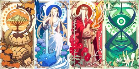 Defective Gods