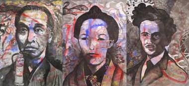 Yen Triptych