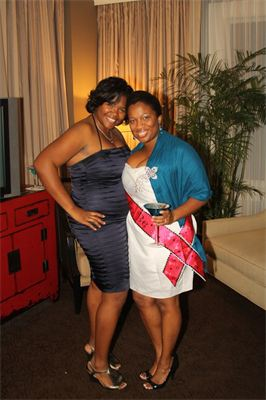Coordinator and Bride 2 Be
