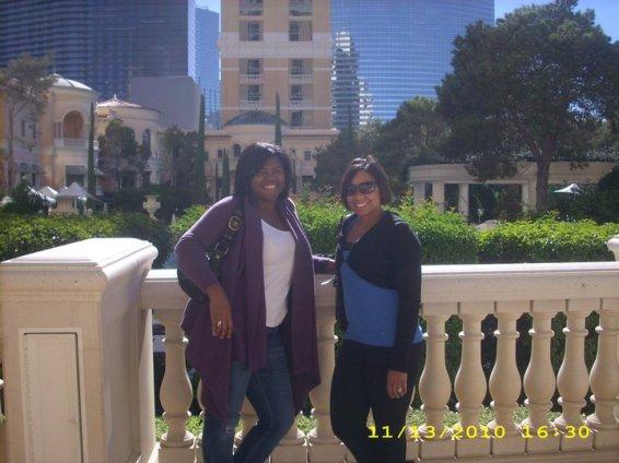 First trip to Vegas celebrating B-Day