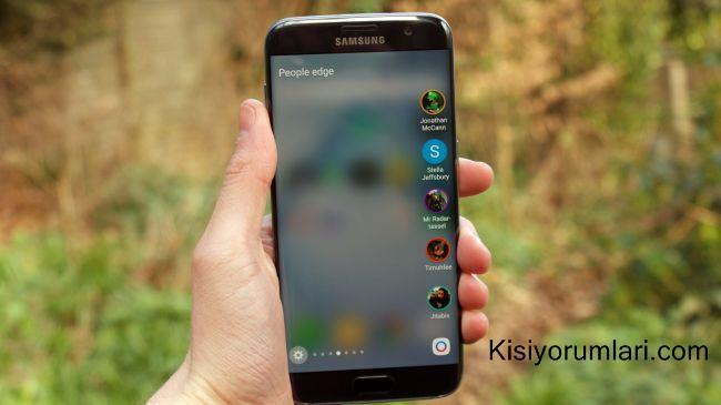 Samsung Galaxy S7 Edge Yorumları