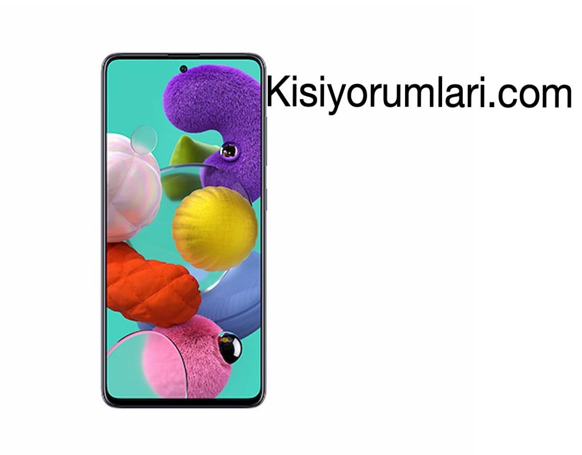 Samsung_Galaxy A51_Yorumlari