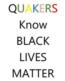 QuakersBLM
