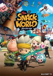 The Snack World: Hitogirai no Renny