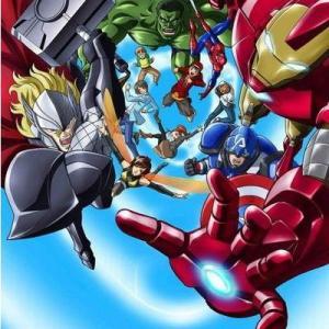 Disk Wars: Avengers