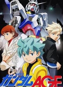 Gundam AGE – Memory of Eden OVA