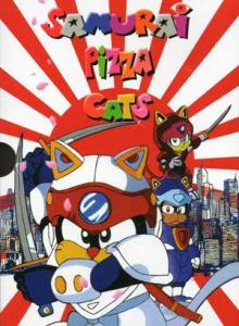 Samurai Pizza Cats the Movie