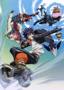 Air Gear OVA