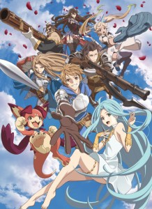 Granblue Fantasy The Animation Season 2