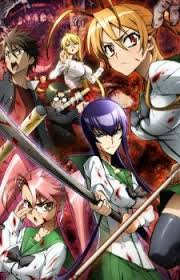 High School of the Dead (Dub)