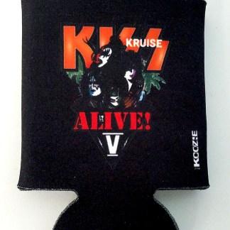 KISS Kruise V Koozie