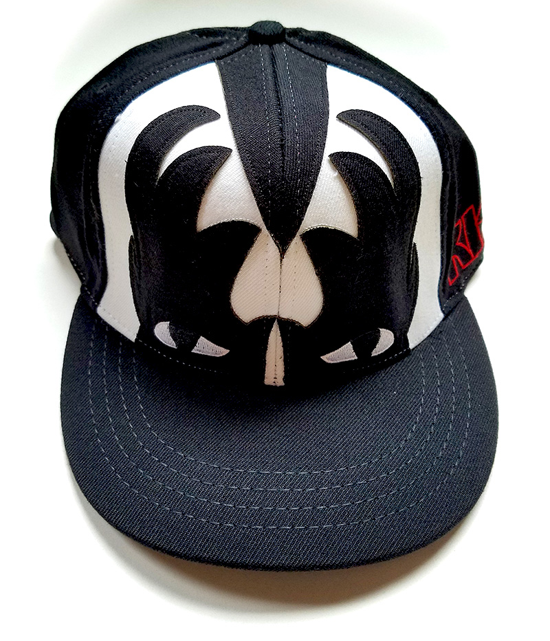 5f158b3034b Virtis Grind KISS Demon Ball Cap – KISS Addiction