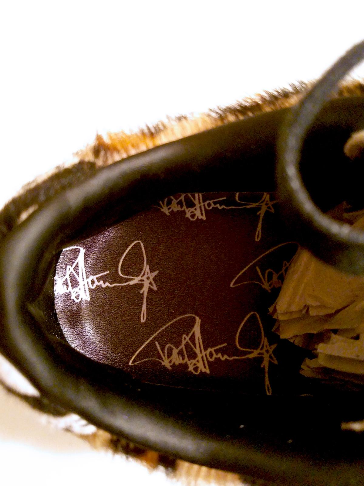 Paul Stanley Puma Breakers Sneakers