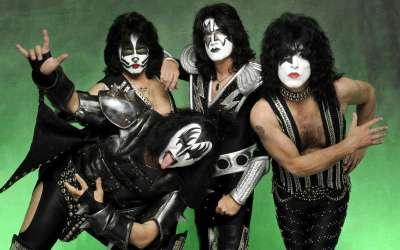 Kiss TrackPack till Guitar Hero 5