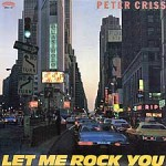 "Peter Criss ""Let me rock you"" Japanskpress"