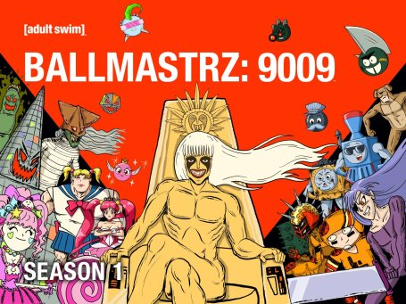 Watch BALLMASTRZ 9009 Season 1 All Episodes - KissCartoon