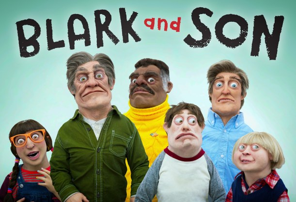 Watch Blark and Son Season 1 All Episodes On KissCartoon